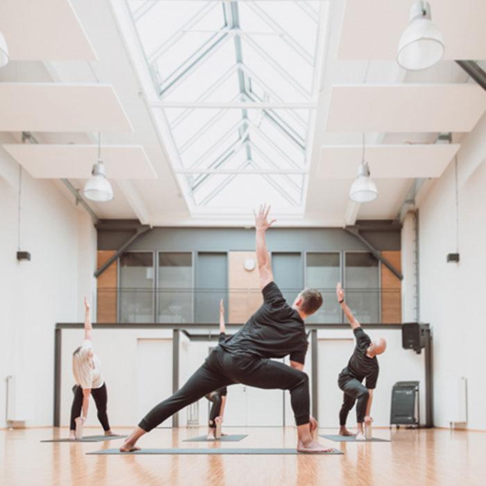 Yoga im Rückgrat Alter Zollhof Freiburg