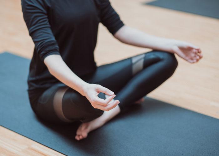 Meditation für die innere Balance