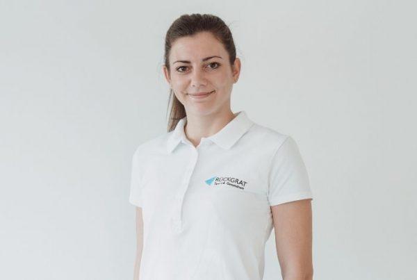 Stellvertretende Kursbereichsleiterin Valerie