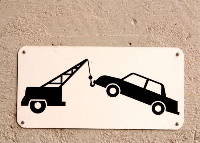 Parken nur mit Parscheibe