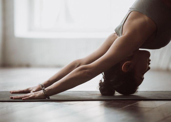 Bewegung für Körper und Geist im Rückgrat