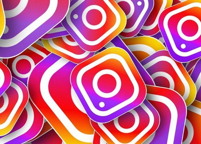 Rückgrat auf Instagram