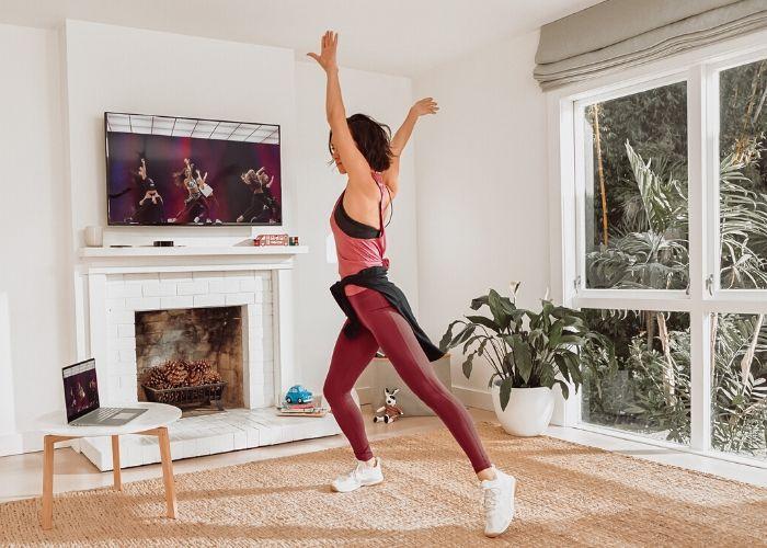 Home Workout mit Rückgrat Tipps für ein Training zuhause