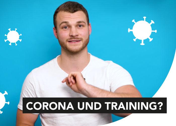 PUres Wissen zu Corona und Training