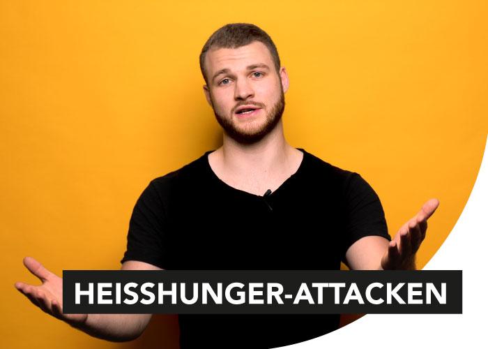 PUres Wissen zu Heißhunger-Attacken
