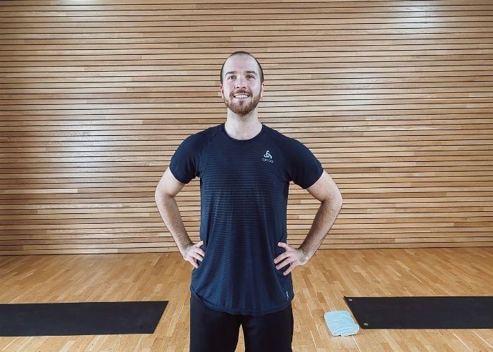 Onlinekurse mit Trainer Fabian aus dem Rückgrat Freiburg