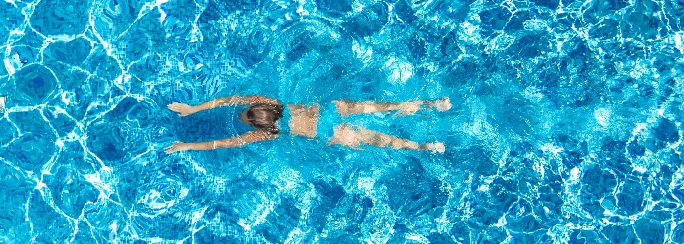 Pool im VERSO Lörrach